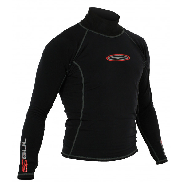 GUL Evotherm Thermal Langærmet Men Rashguard